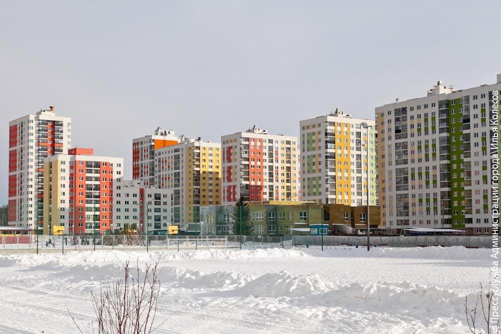 Большинство собственников квартир в Академическом - молодые семьи.  Они покупают квартиры по ипотечной...