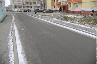 Начало положено. В Нижнем Тагиле планомерно проводят ремонты тротуаров и подъездных дорог