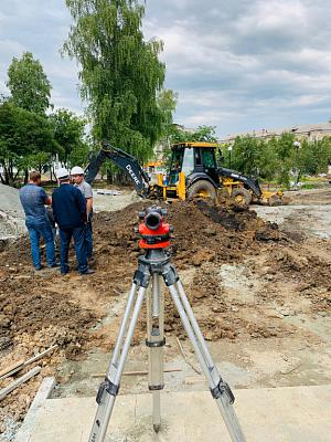 На Вагонке большие работы ведутся на объектах  социальной, инженерной и транспортной инфраструктуры