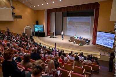 Глава города презентовал проект «Тагильская лагуна-2» родителям и педагогам ГДДЮТ