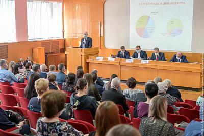 Отчет об исполнении бюджета 2020 года одобрен на общественных слушаниях