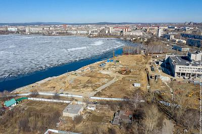 Глава города провел выездное совещание на стройплощадке «Тагильской лагуны-2»